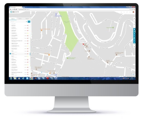 Geolokator - Localizador GPS
